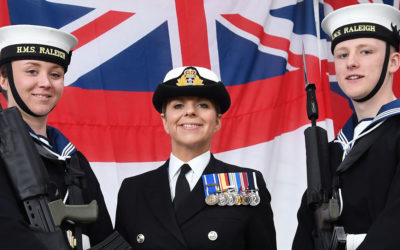 Royal Navy Initial Training Period and Minimum Service